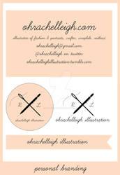 ohrachelleigh branding