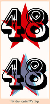 48 star logo