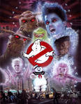 Ghostbusters 1984 creatures