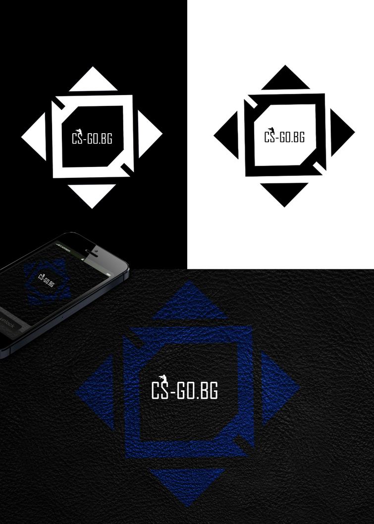 how to change cs go logo