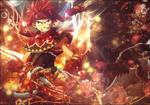 Natsu Dragneel - Fairy Tail Signature by nARTAlone