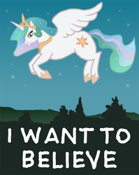 The ponies are out there...