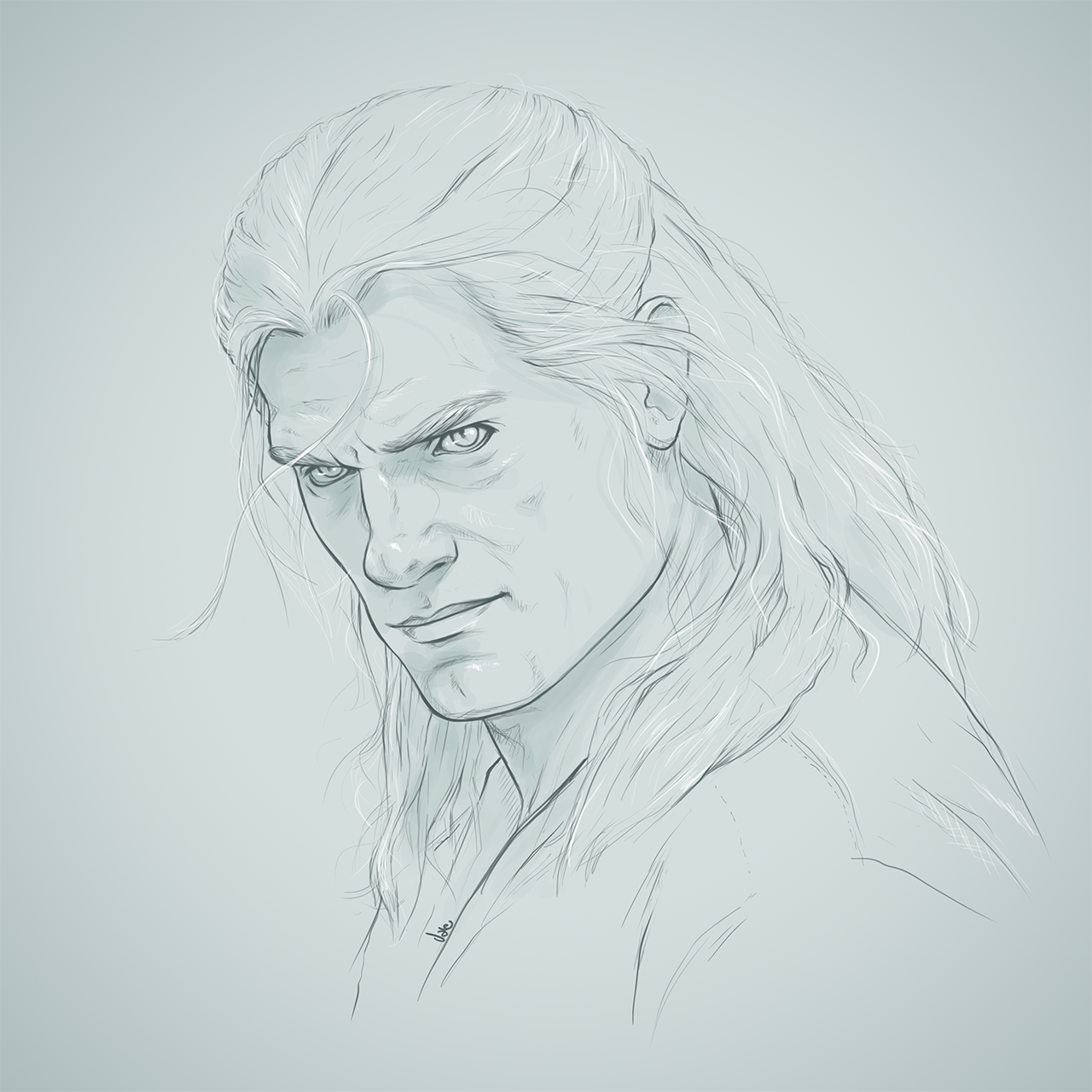 Geralt Study