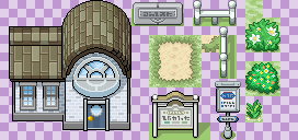 Tiles PKM LGPE - in update... by Derlo