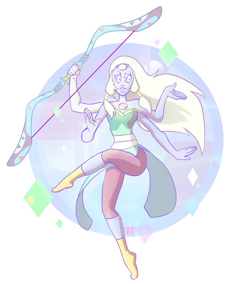 I'm super obsessed with Steven Universe right now. I HIGHLY recommend it. All I wanna do is see you turn into a giant woman, a giant woman! All I wanna be is someone who gets to see a giant wo...