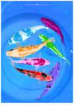 Koi Fish by neokeia