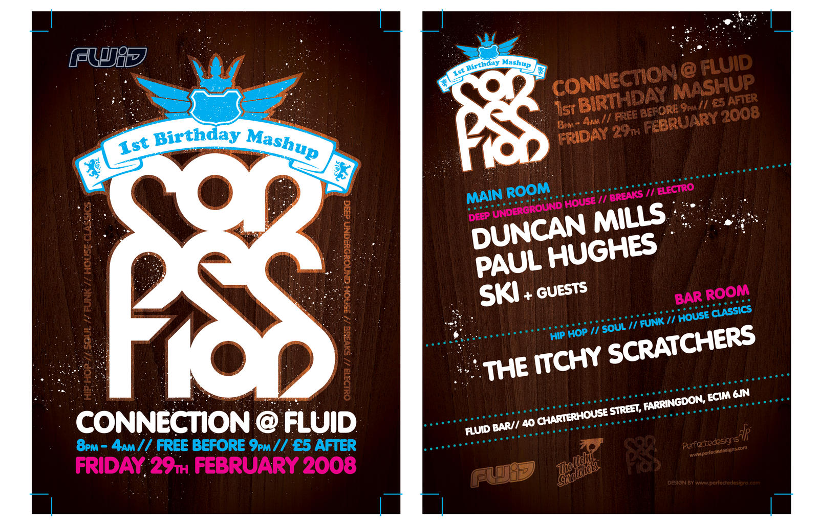 Connection Flyer - Feb 2008