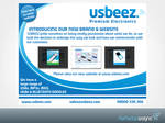 USBEEZ Rebrand Mailout