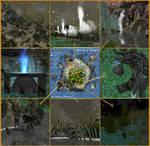 Sacred island FH map