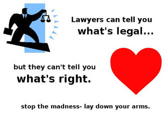 Legal or right