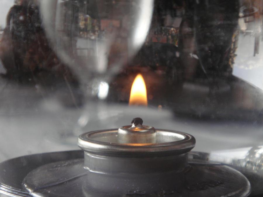 candle light dinner by hennyhats on deviantart. Black Bedroom Furniture Sets. Home Design Ideas