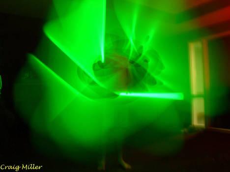 Green Light Saber