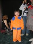 Adorable little Naruto