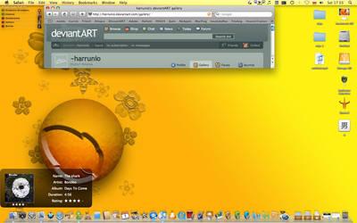 My Desktop 2 by harrunio
