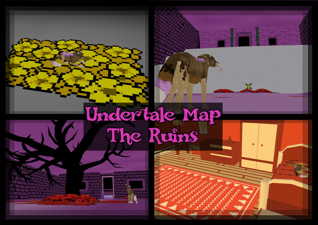 Public Undertale Ruins Map
