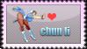 chun li stamp 2 by xs3bax