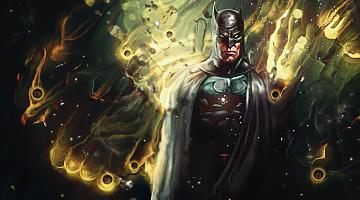 batman by xs3bax