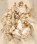 Botticelli Composition
