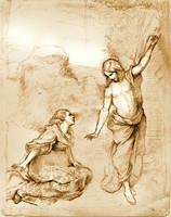 Correggio Composition by SILENTJUSTICE