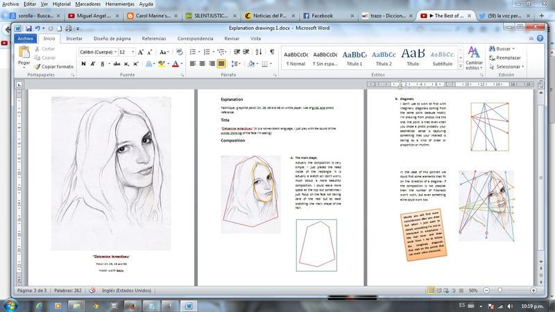 Drawing Handbook WIP by SILENTJUSTICE