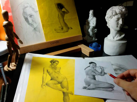 Some of my drawings AN