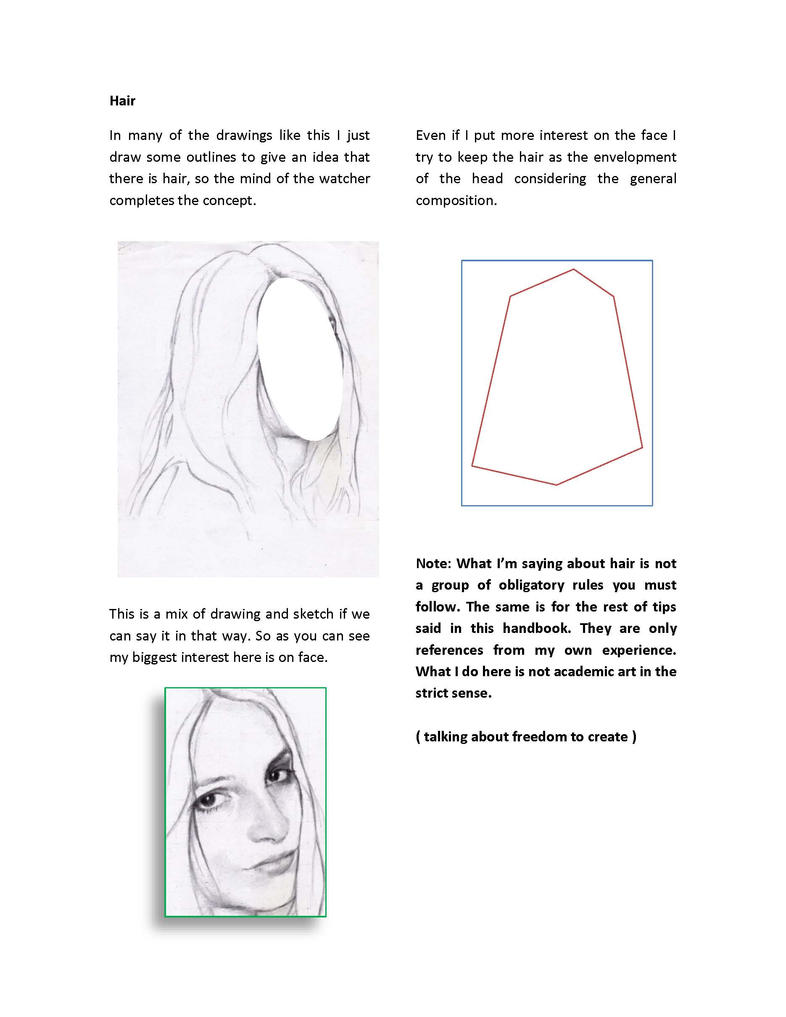 drawing portrait manual project p7 by silentjustice on deviantart