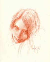Quick sketch SM by SILENTJUSTICE