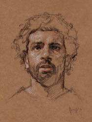 Daily portrait drawing 17319 by SILENTJUSTICE