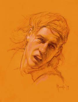 Daily portrait practice 11419