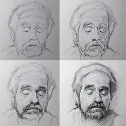 Portrait 8S process