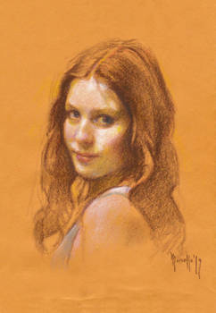 Daily portrait practice 31019x