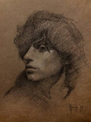 Daily portrait drawing 271119 SPQ