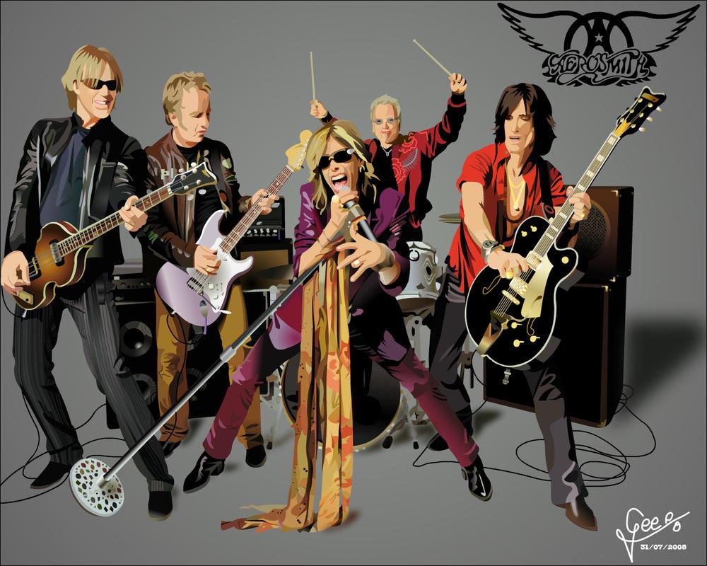 Aerosmith by GeeMats