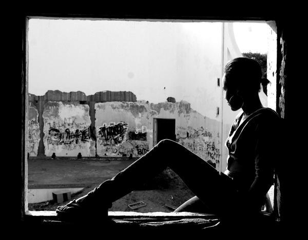 Sitting, Waiting, Wishing I by BamBamKia