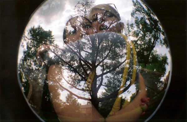 tree huggers. by BamBamKia