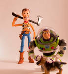 LOOK OUT BUZZ.......