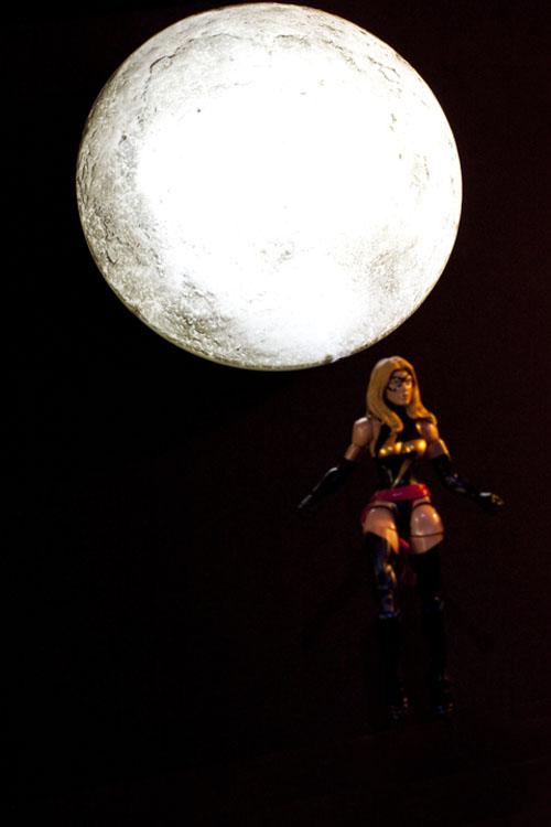 Full moon patrol by SalemCrow