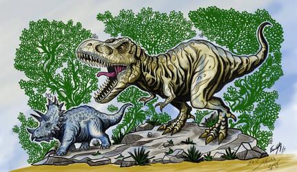 Rex by SalemCrow
