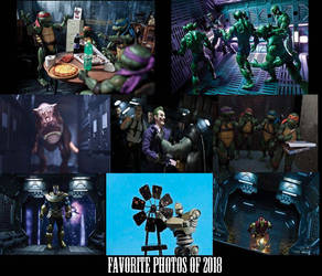 Fave pics of 2018 by SalemCrow