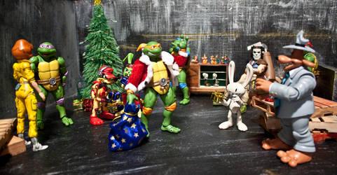 Cowabunga Christmas
