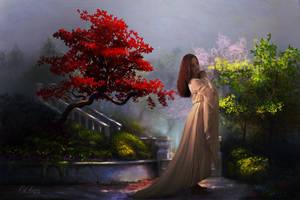 The Garden by OhLizz