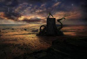 low tide by OhLizz