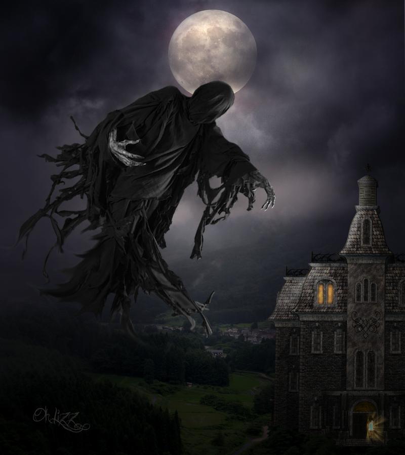 Night Stalker by OhLizz
