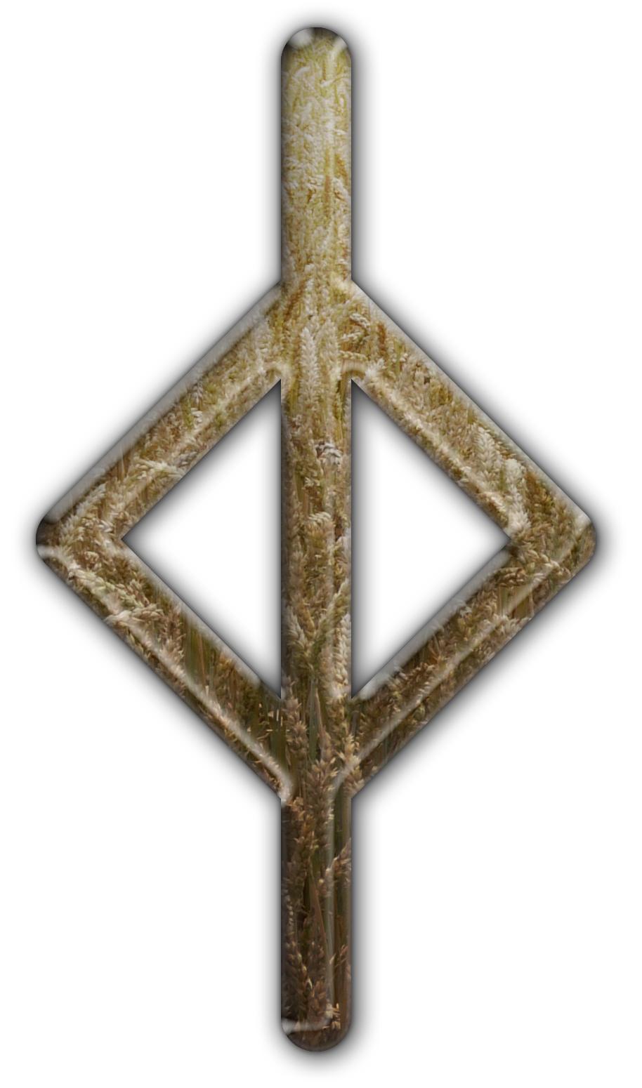 Elder Futhark Rune Jera By Lovemystarfire On DeviantArt
