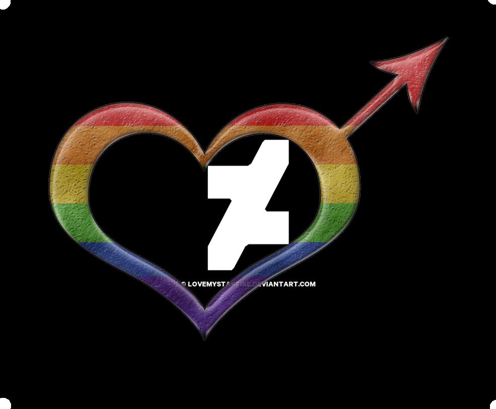 Gay Men Symbol 93