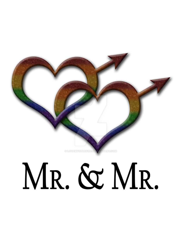 Mr And Mr Gay Pride By Lovemystarfire On DeviantArt