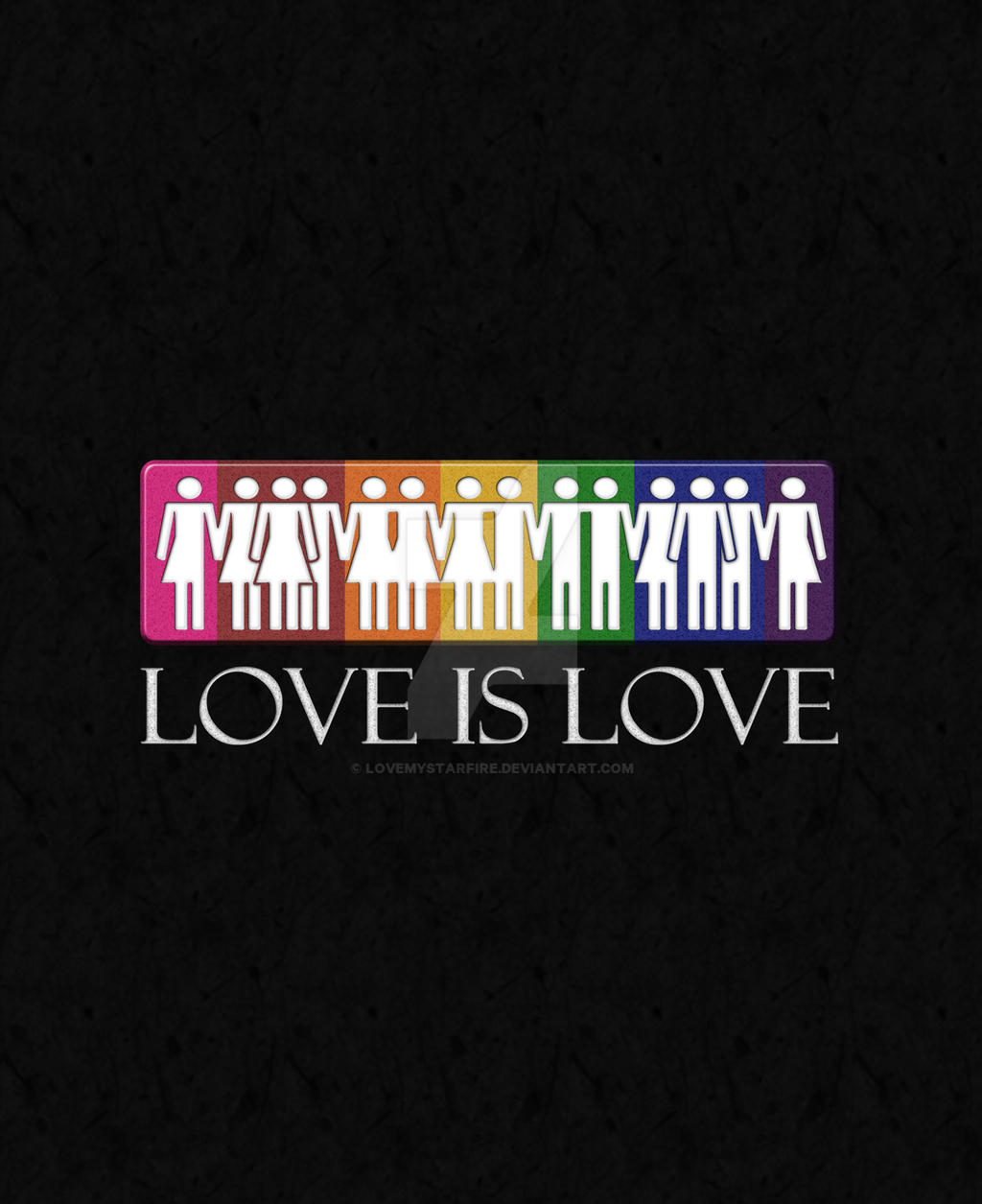 Lgbt Love Quotes Love Is Love  Lgbt Equalitylovemystarfire On Deviantart