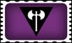 Lesbian Pride Stamp by lovemystarfire