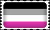 Gynephilia Pride Stamp by lovemystarfire