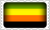 Aromantic Pride Stamp by lovemystarfire